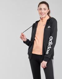 Clothing Women Track tops adidas Performance WELINFT FZ Black