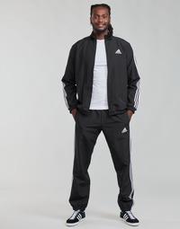 Clothing Men Tracksuits adidas Performance M 3S WV TT TS Black