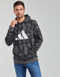 Clothing Men Sweaters adidas Performance M FI CAMO HOODY Multicolour