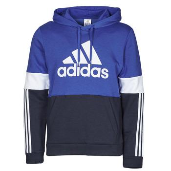 Clothing Men Sweaters adidas Performance M CB HD Blue / Dazzling