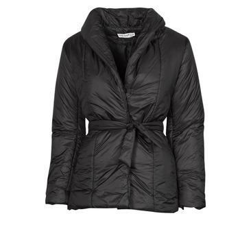 Clothing Women Coats Naf Naf BUCAM Black