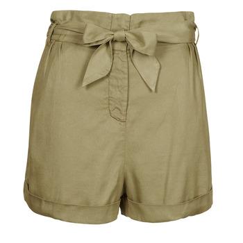 Clothing Women Shorts / Bermudas Ikks ELVIRA Kaki