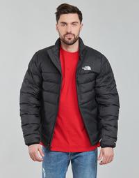 Clothing Men Duffel coats The North Face ACONGAGUA 2 JACKET Black