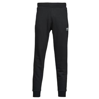 Clothing Men Tracksuit bottoms adidas Originals ESSENTIALS PANT Black