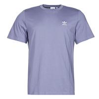 Clothing Men Short-sleeved t-shirts adidas Originals ESSENTIAL TEE Purple / Orbit