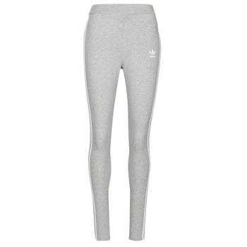 Clothing Women Leggings adidas Originals 3 STRIPES TIGHT Grey / Medium