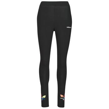 Clothing Women Leggings adidas Originals TIGHTS Black