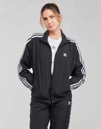 Clothing Women Track tops adidas Originals TRACK TOP Black