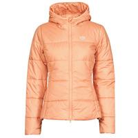 Clothing Women Duffel coats adidas Originals SLIM JACKET Blush / Ambient