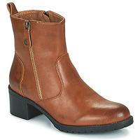 Shoes Women Ankle boots Chattawak ALTA Camel