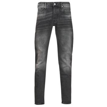 Clothing Men Slim jeans G-Star Raw 3301 SLIM Grey