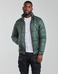 Clothing Men Duffel coats G-Star Raw MEEFIC QUILTED JKT Green