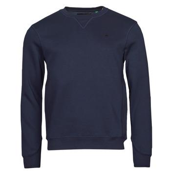 Clothing Men Sweaters G-Star Raw PREMIUM CORE R SW LS Blue