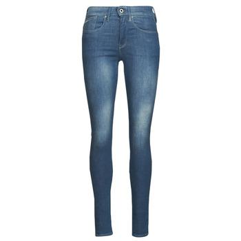Clothing Women Skinny jeans G-Star Raw LHANA SKINNY Blue