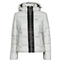 Clothing Women Duffel coats G-Star Raw MEEFIC HDD PDD JACKET WMN Grey