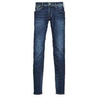 Clothing Men Slim jeans Le Temps des Cerises 712 BAS Blue