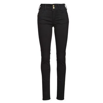 Clothing Women Slim jeans Le Temps des Cerises ULTRA PULP Black