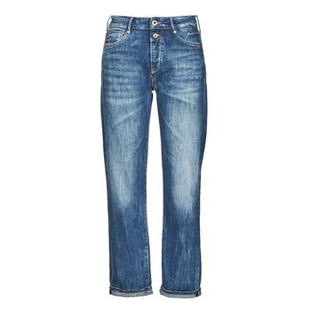 Clothing Women 3/4 & 7/8 jeans Le Temps des Cerises 400/18 BASIC Blue