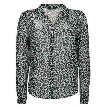 Clothing Women Tops / Blouses Le Temps des Cerises NOLAN Multicolour