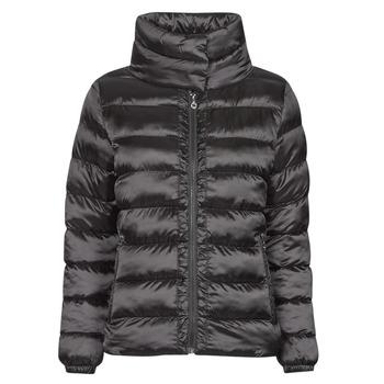Clothing Women Duffel coats Le Temps des Cerises DOLORES Black