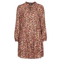 Clothing Women Short Dresses Le Temps des Cerises SUN Pink