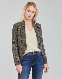 Clothing Women Jackets / Blazers Le Temps des Cerises SIXTYN Multicolour