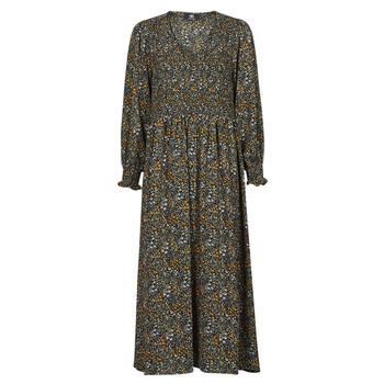 Clothing Women Short Dresses Le Temps des Cerises PEAK Black