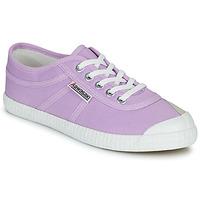 Shoes Women Low top trainers Kawasaki ORIGINAL Purple