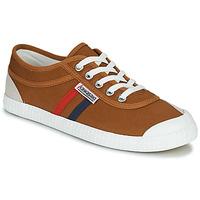 Shoes Low top trainers Kawasaki RETRO Brown