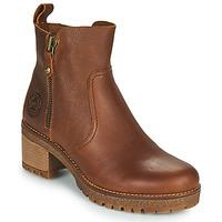 Shoes Women Mid boots Panama Jack PAULINE Brown