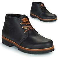 Shoes Men Mid boots Panama Jack BOTA PANAMA Black