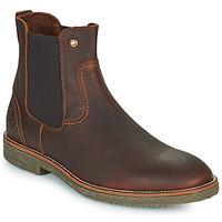 Shoes Men Mid boots Panama Jack GARNOCK Black