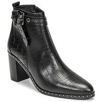 Shoes Women High boots Philippe Morvan BERRYS Black