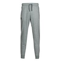 Clothing Men Tracksuit bottoms Under Armour UA RIVAL FLEECE JOGGERS Grey