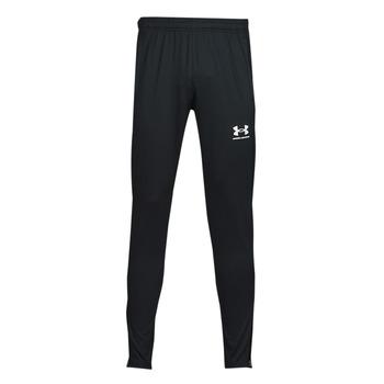 Clothing Men Tracksuit bottoms Under Armour CHALLENGER TRAINING PANT Black / White