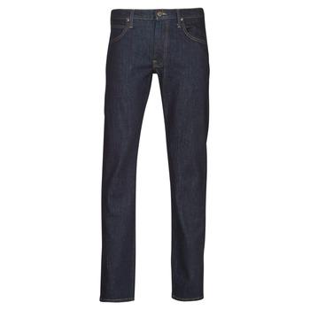 Clothing Men Straight jeans Lee DAREN ZIP FLY Blue