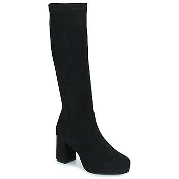 Shoes Women High boots Moony Mood PENILA Black