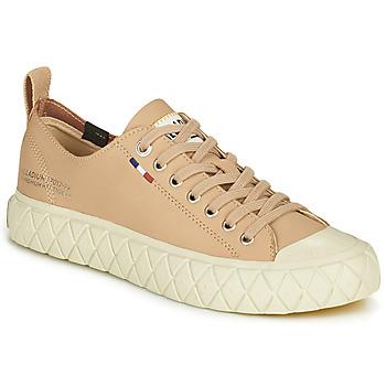 Shoes Low top trainers Palladium PALLA ACE Beige