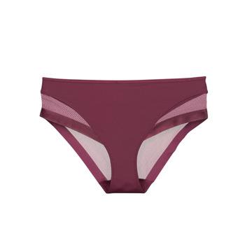 Underwear Women Knickers/panties DIM GENEROUS CLASSIC Purple