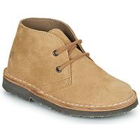 Shoes Boy Mid boots Citrouille et Compagnie PILLO Beige