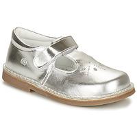 Shoes Girl Flat shoes Citrouille et Compagnie NEW 20 Silver