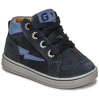 Shoes Boy Hi top trainers Citrouille et Compagnie PALLA Marine