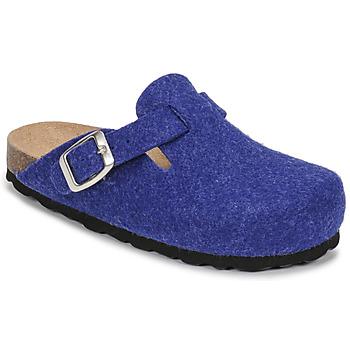 Shoes Boy Slippers Citrouille et Compagnie POIWANA Blue