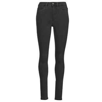 Clothing Women Slim jeans Noisy May NMCALLIE Grey
