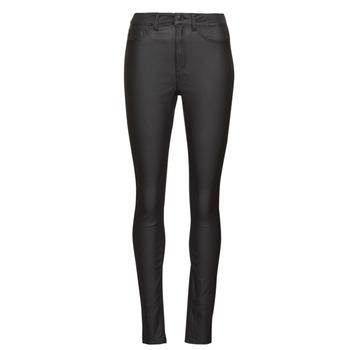 Clothing Women 5-pocket trousers Noisy May NMCALLIE Black