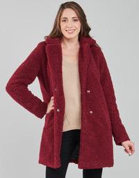 Clothing Women Coats Noisy May NMGABI Bordeaux