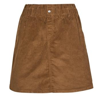 Clothing Women Skirts Noisy May NMJUDO Brown