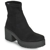 Shoes Women High boots Victoria ATALAIA CHELSEA Black