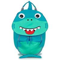 Bags Children Rucksacks Affenzahn SHARK Blue