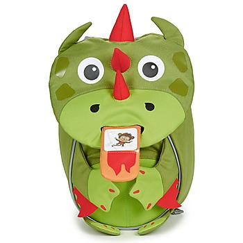 Bags Boy Rucksacks Affenzahn DRAGON Green